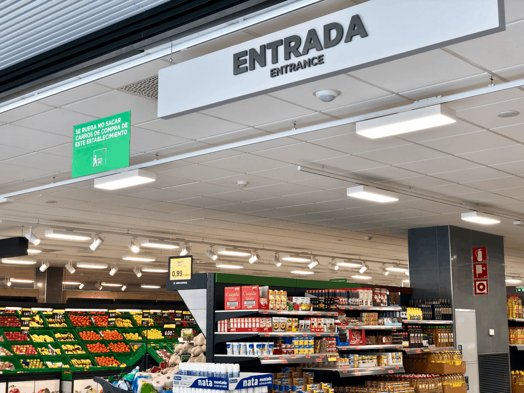 De beste supermarkten in Gran Canaria