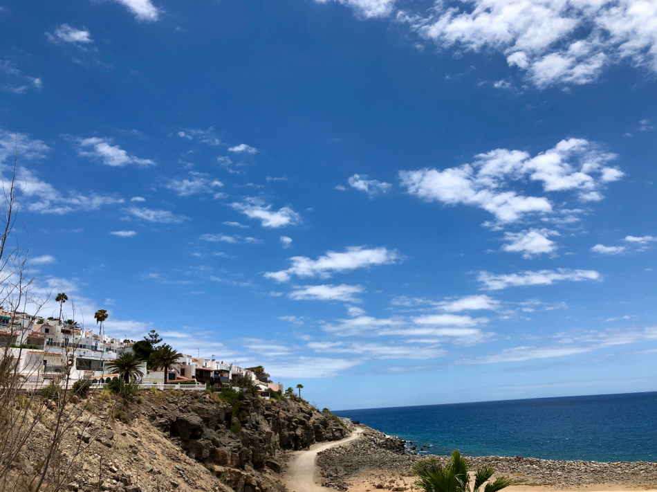 Appartementen Los Caideros in Arguineguin Gran Canaria