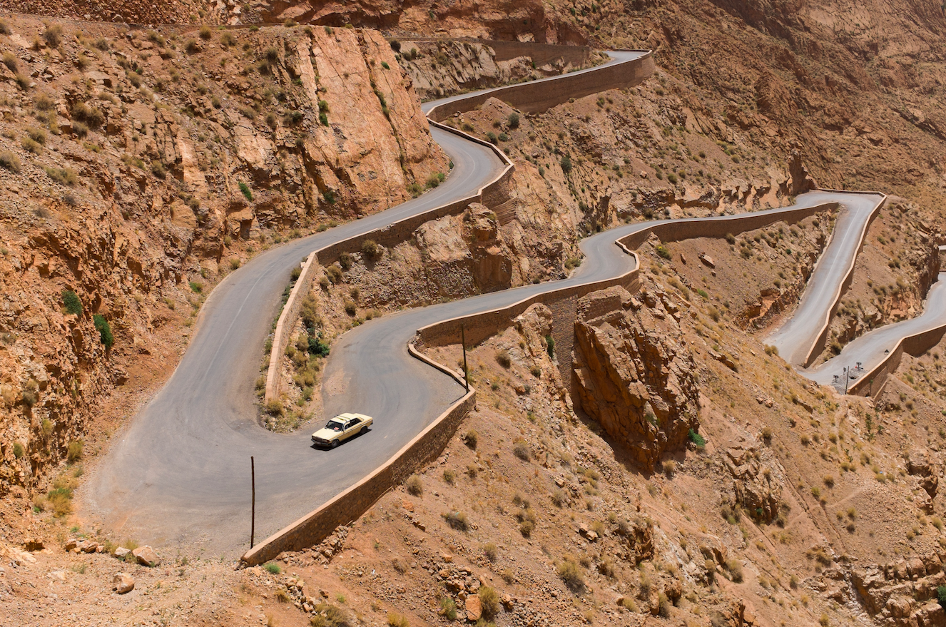 Emigreren Gran Canaria - Autorijden in Gran Canaria. Hoe zit dat? - Flitsers