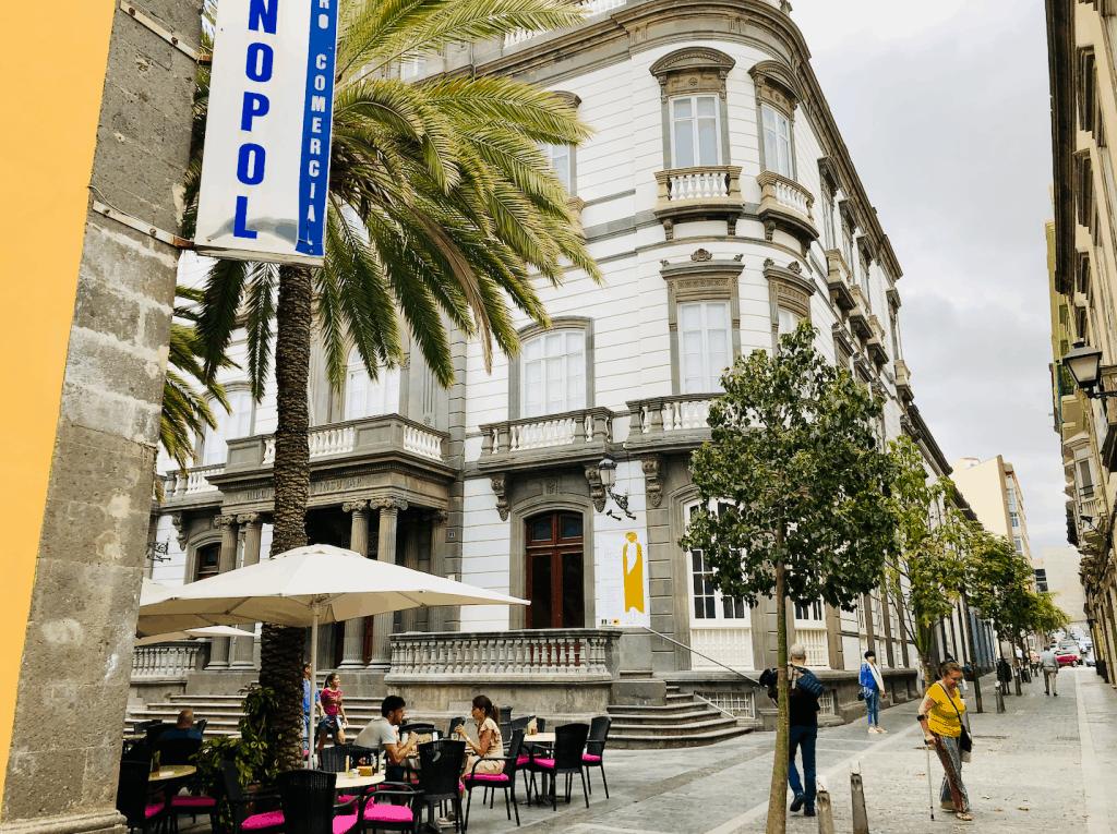 Werk vinden in Gran Canaria