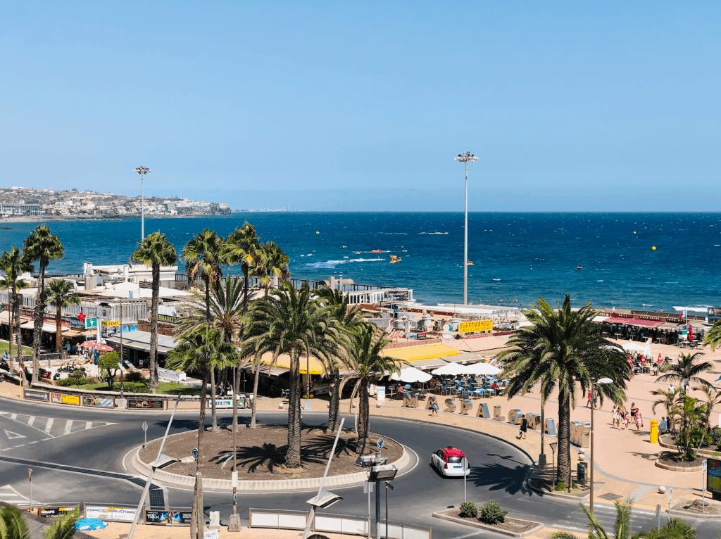 Werken op commissiebasis op Gran Canaria