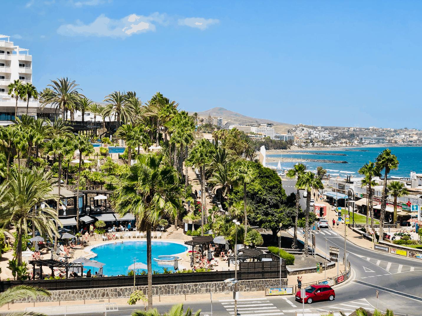 Alles over wonen in het Zuiden van Gran Canaria