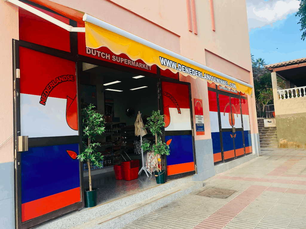 De Nederlandse supermarkt op Gran Canaria