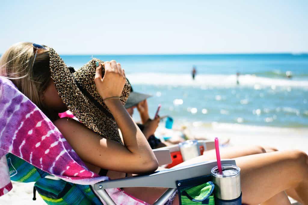 Emigreren Gran Canaria - Wanneer moet je vooral niet emigreren naar Gran Canaria - Hekel aan de zon