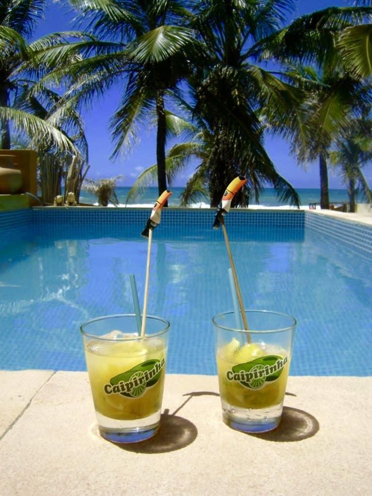 Emigreren Gran Canaria - Emigratie verhaal - Christina (57) over haar emigratie naar Brazilië - Caipirinha bij het zwembad