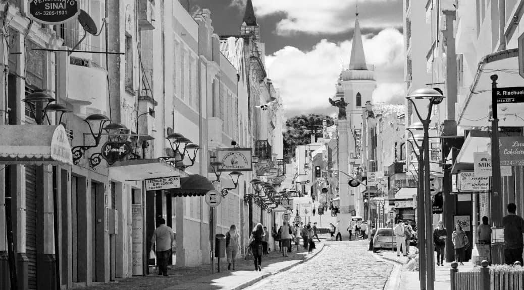 Emigreren Gran Canaria - Emigratie verhaal - Cristina (57) over haar emigratie naar Brazilië - San Fransico street Brazilie