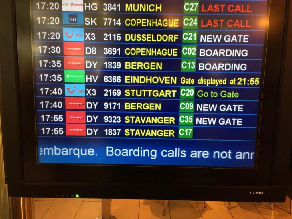 Emigreren Gran Canaria - Geannuleerde vluchten op Gran Canaria door mist Eindhoven Airport - Vertraagde vluchten