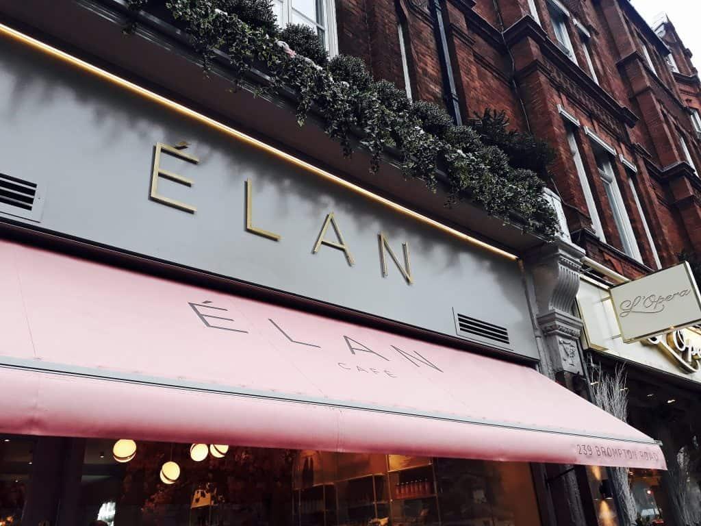 Emigreren Gran Canaria - Londen - Reisverslag van 3 dagen in Londen + handige tips - Cafe Élan Londen