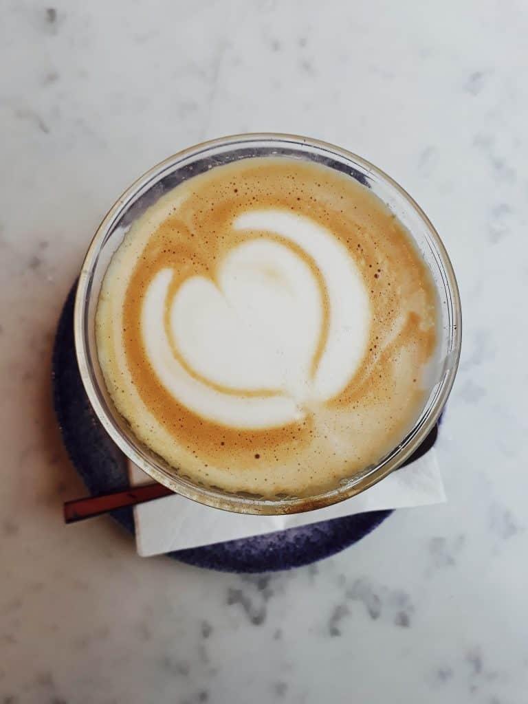 Emigreren Gran Canaria - Londen - Reisverslag van 3 dagen in Londen + handige tips - Cafe Élan Londen Spaanse koffie