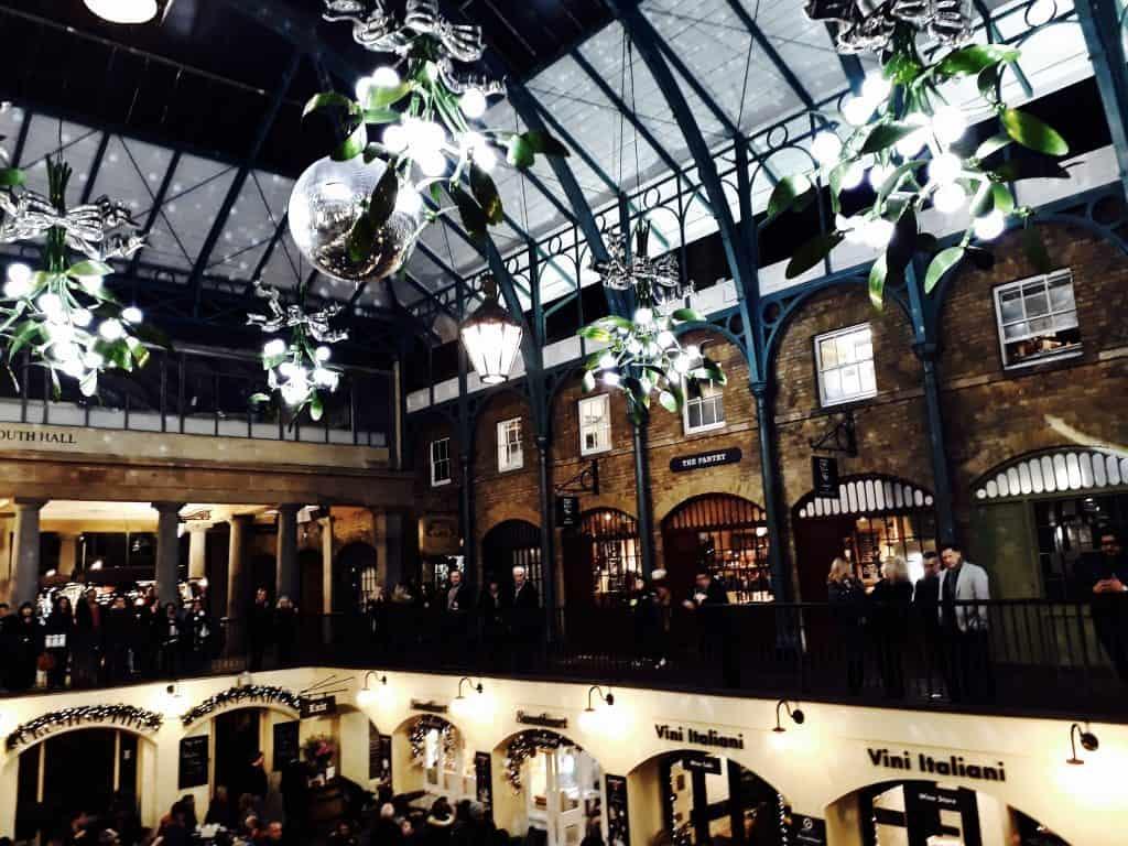 Emigreren Gran Canaria - Londen - Reisverslag van 3 dagen in Londen + handige tips - Covent Garden