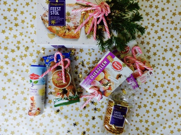 Emigreren Gran Canaria - Winactie feestdagenpakket - Win een kerstpakket vol lekkers - Emigreren Gran Canaria en de Nederlandse Supermarkt