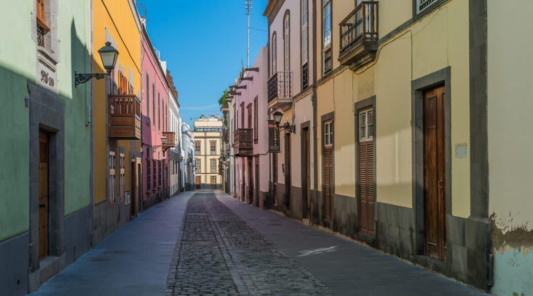 Emigreren Gran Canaria - Huurprijzen op Gran Canaria afgelopen jaar wederom gestegen - Vegueta Las Palmas de Gran Canaria - Bengt Nyman via Flickr