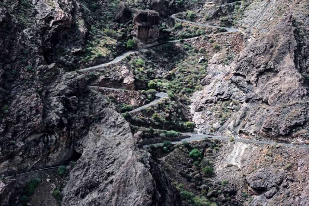 Emigreren Gran Canaria - Auto huren op Gran Canaria? Kijk en vergelijk via EasyTerra! - Rondrijden in de bergen van Gran Canaria