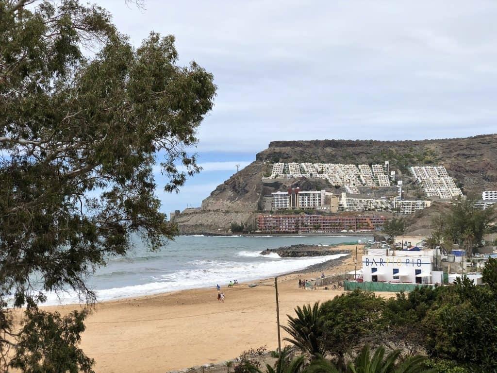 Emigreren Gran Canaria - Weekje op vakantie naar Gran Canaria - Reisverslag deel 2 - Tauro strand