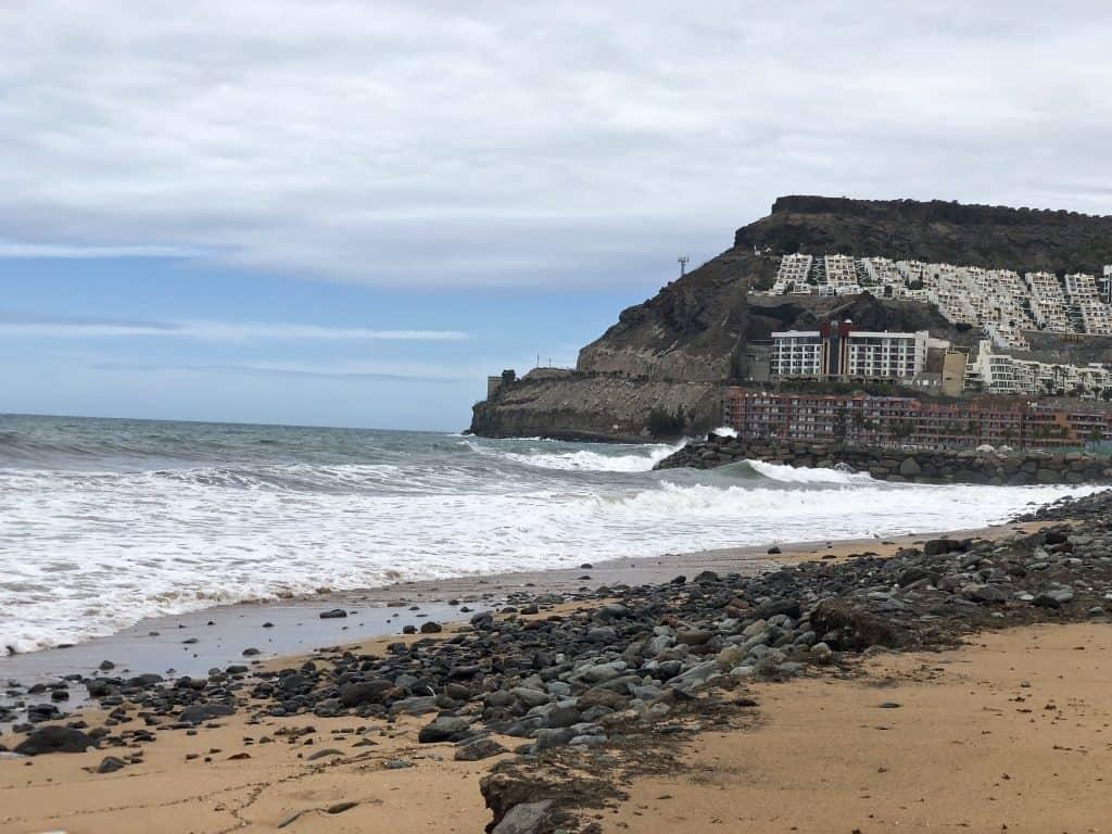 Emigreren Gran Canaria - Weekje op vakantie naar Gran Canaria - Reisverslag deel 2 - Tauro strand en Playa del Cura