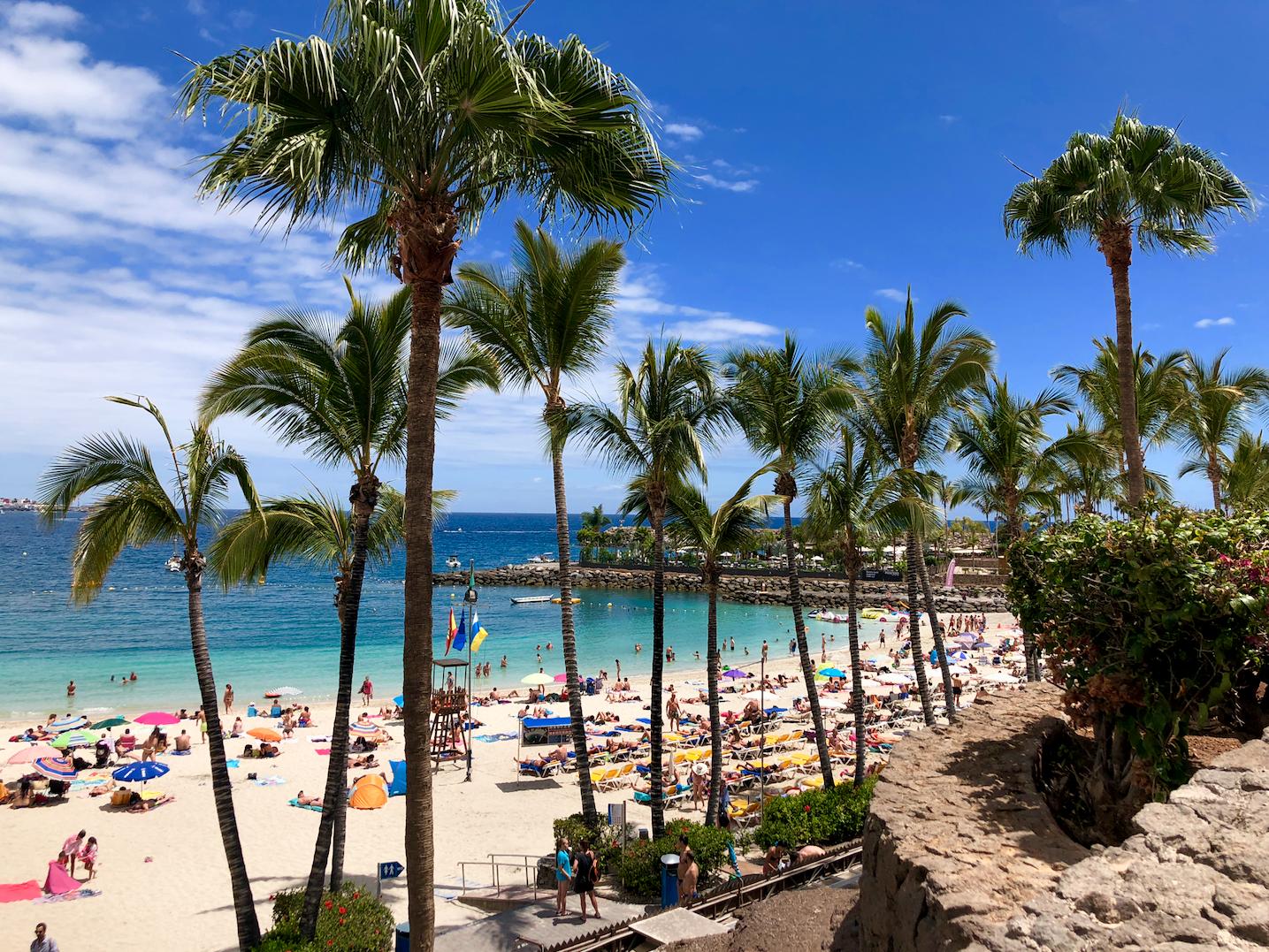 10 stranden op Gran Canaria die je bezocht moet hebben - Anfi del Mar Gran Canaria