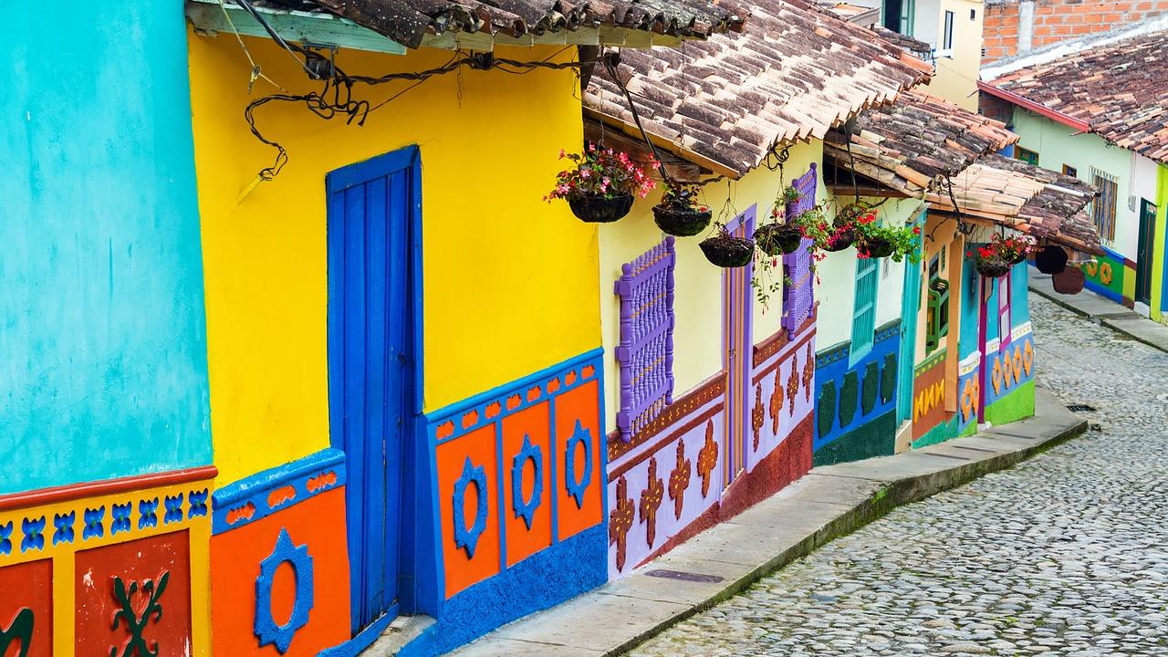 Emigreren Gran Canaria - Inspirerende Emigratieverhalen - Sabine in Colombia - Bogota Colombia