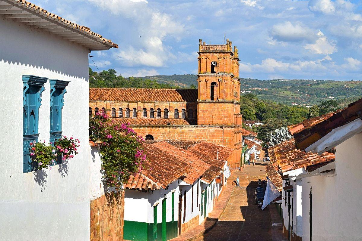 Emigreren Gran Canaria - Inspirerende Emigratieverhalen - Sabine in Colombia - Brichara Colombia