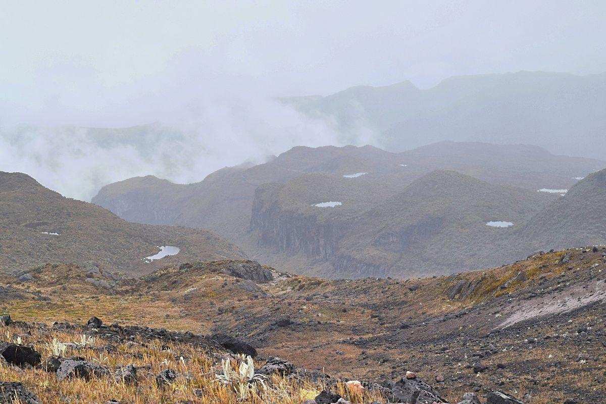 Emigreren Gran Canaria - Inspirerende Emigratieverhalen - Sabine in Colombia - Trekking in Santa Isabel
