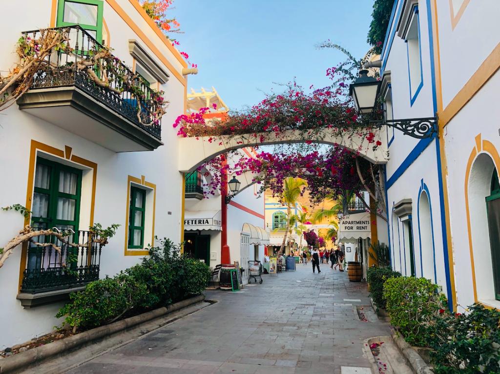 Zien en doen in Puerto de Mogan op Gran Canaria