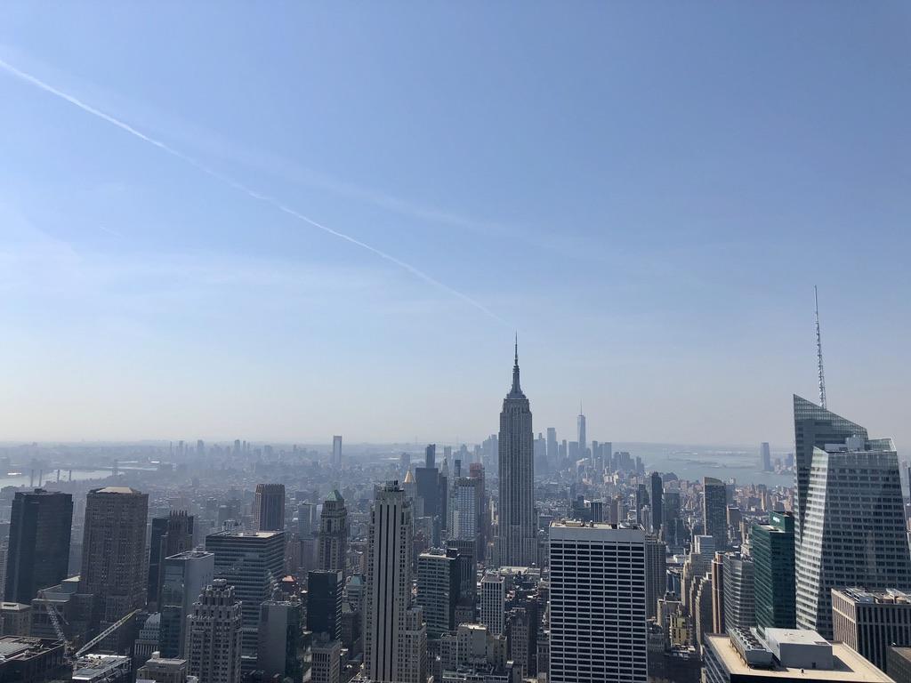 Reisverslag hoogtepunten van New York