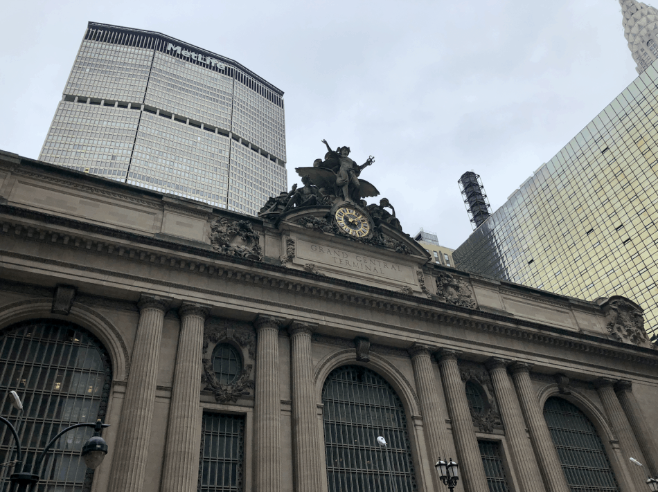 Emigreren Gran Canaria - Reisverslag - Hoogtepunten van NYC - Amerika reis deel 3 - Grand Central Station New York