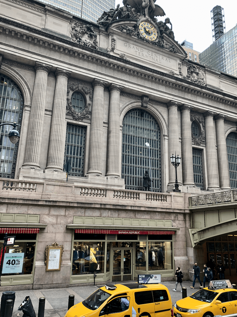 Emigreren Gran Canaria - Reisverslag - Hoogtepunten van NYC - Amerika reis deel 3 - Grand Central Terminal New York