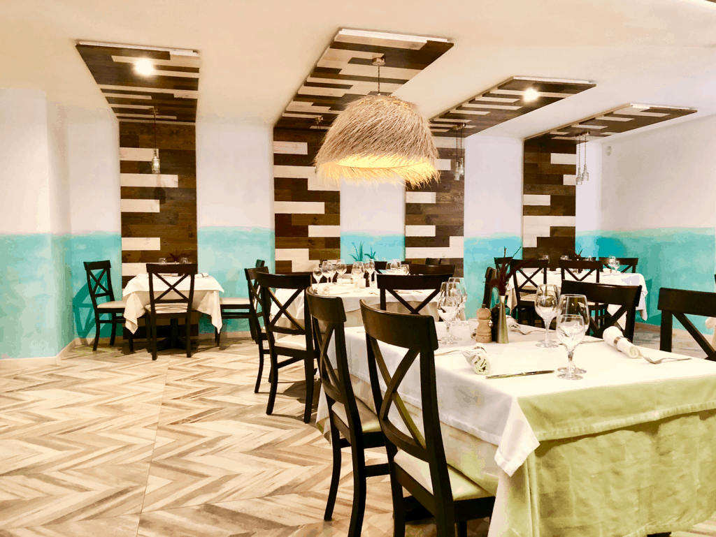 Emigreren Gran Canaria - restaurant tips - Eten bij Palm Garden in Arguineguin
