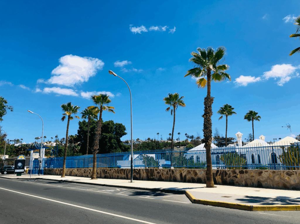 Bungalows op Gran Canaria