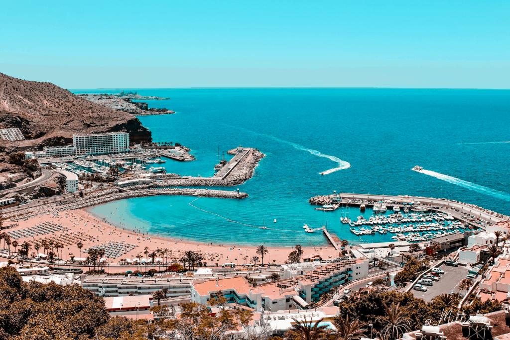 Waar te verblijven op Gran Canaria