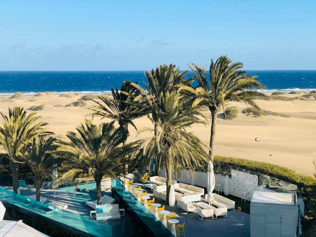 De beste strandhotels op Gran Canaria