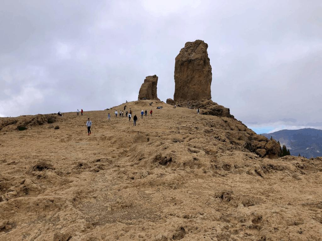 Roque Nublo dagboek tijdelijk wonen op Gran Canaria
