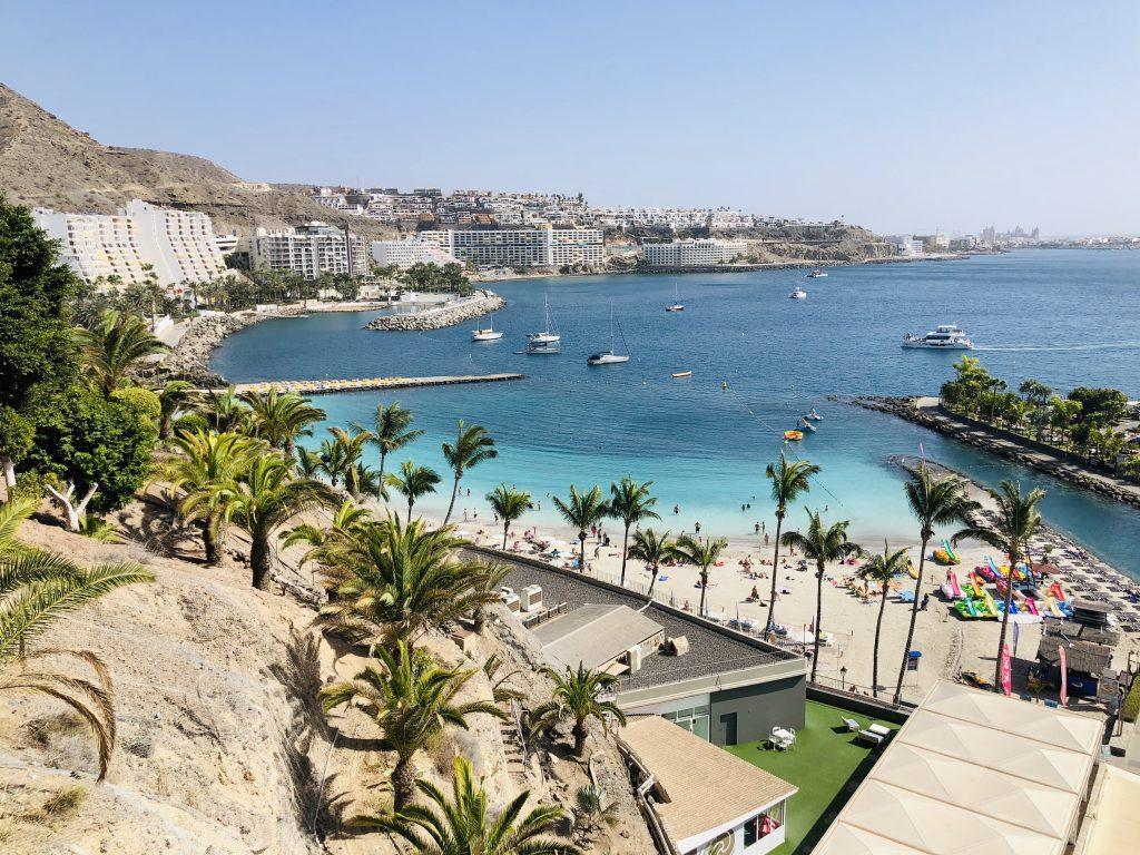 Dagboek werken en wonen op Gran Canaria