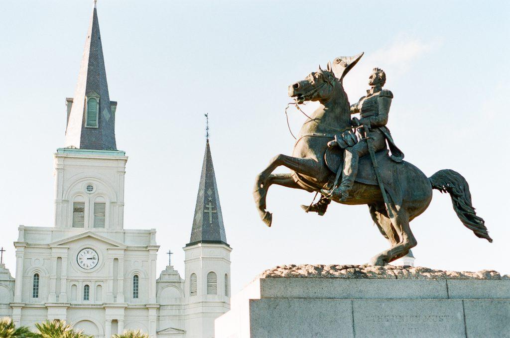 Reisverslag zien en doen in New Orleans