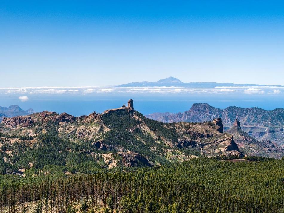 de mooiste uitkijkpunten van Gran Canaria