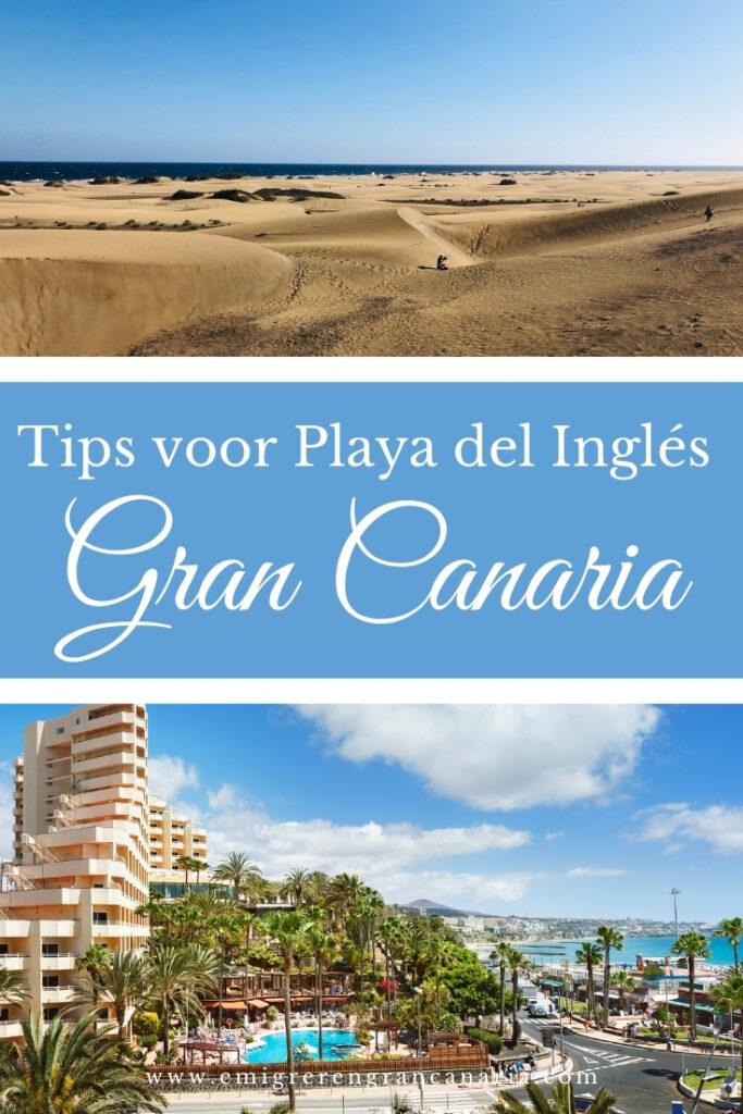 Tips voor Playa del Ingles op Gran Canaria   Emigreren Gran Canaria