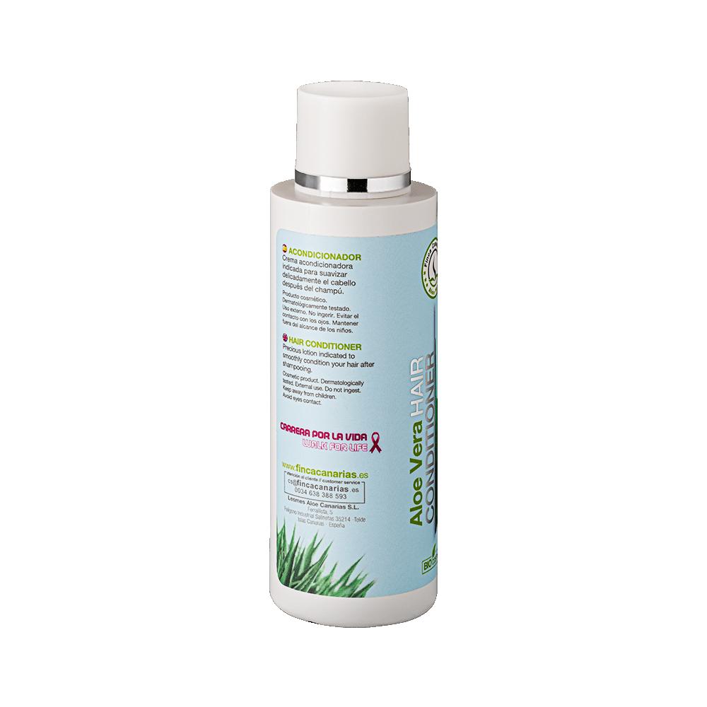 Aloe Vera Conditioner achterkant fles
