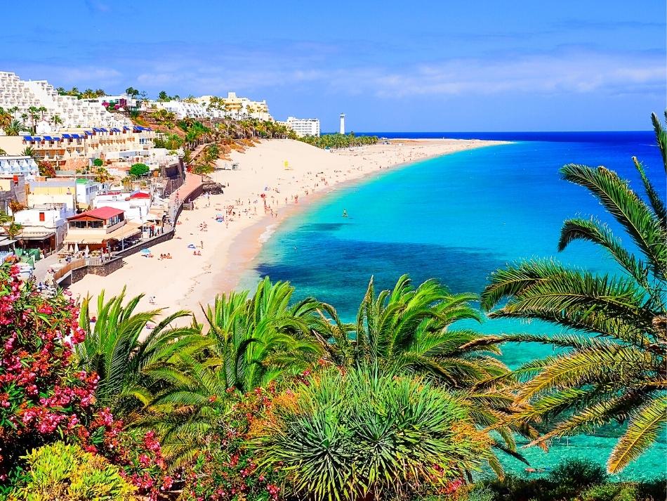 Mooiste stranden op de Canarische Eilanden