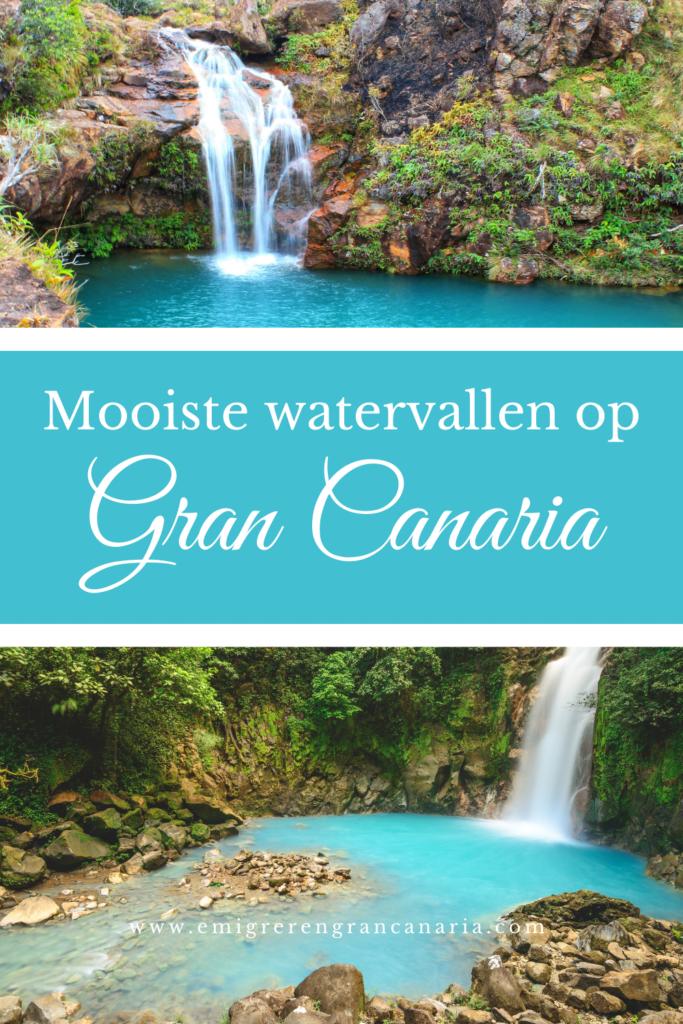 Dit zijn de mooiste watervallen op Gran Canaria | Emigreren Gran Canaria